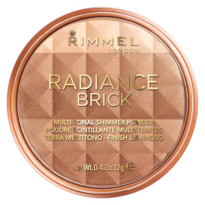 Rimmel Radiance Shimmer Brick 12g - 01