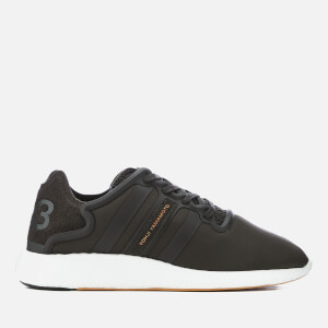 Y-3 Yohji Run Sneakers - Y-3 Black Olive