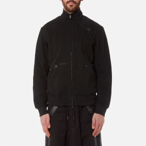 Y-3 Men's Vintage Zip Jacket - Blackened