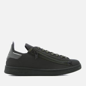 Y-3 Stan Zip Sneakers - Y-3 Black Olive