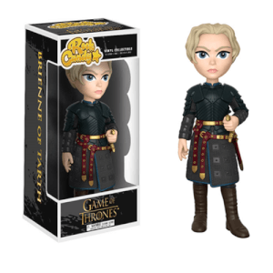 Figurine Brienne de Torth - Game of Thrones - Rock Candy Vinyl