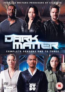 Dark Matter - Season 1-3 Boxed Set