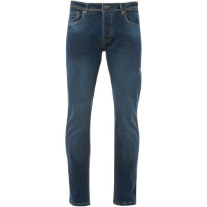 Brave Soul Men's Durant Jeans - Blue Denim