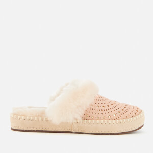 UGG Women's Aira Sunshine Perf Slippers - Tropical Peach