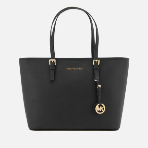 MICHAEL MICHAEL KORS Women's Jet Set Top Zip Tote Bag - Admiral