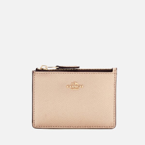 Coach Women's Mini Skinny ID Wallet - Platinum