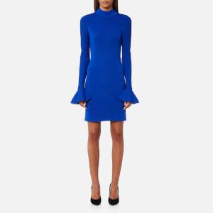 MICHAEL MICHAEL KORS Women's Bell Sleeve Dress - Royal
