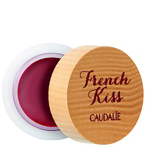 Bálsamo labial French Kiss Tinted de Caudalie - Addiction
