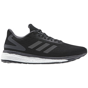 adidas Women's Response Light Running Shoes - Black/Grey