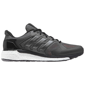 adidas Men's Supernova ST Running Shoes - Black/Grey