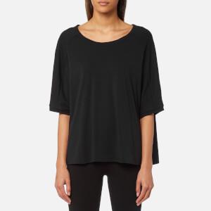 Y-3 Women's Luxury Jersey Top - Black
