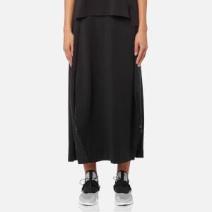 Y-3 Women's Matte Track Skirt - Black