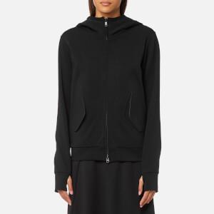 Y-3 Women's Lux Hooded Jacket - Black