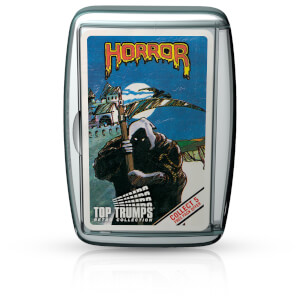 Top Trumps Card Game - Horror 2 Retro Edition