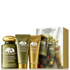 Origins Anti-Ageing Greats Plantscription Set (Free Gift)