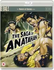 The Saga Of Anatahan (Masters Of Cinema) (Dual Format)