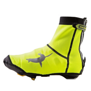 Sealskinz Neoprene Open Sole Overshoe - Yellow