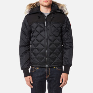 Canada Goose Men's Pritchard Coat - Black