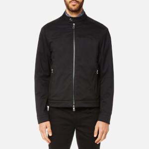 Michael Kors Men's Nylon Motto Jacket - Black
