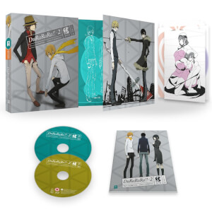 Durarara!!X2 Ketsu - Collectors
