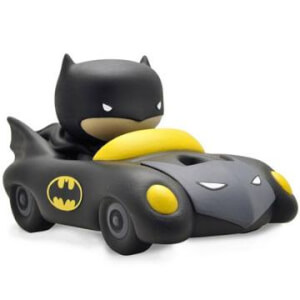 Justice League The Batmobile Chibi Bust Bank 17cm