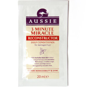 Aussie Hair Care 3 Minute Miracle Reconstructor Deep Conditioner