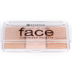 essence Light Up Your Face Luminizer Palette