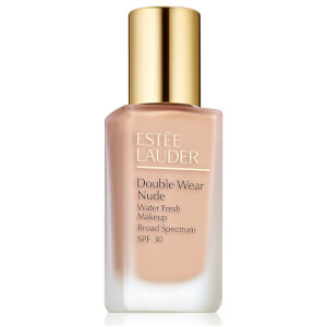 Base de maquillaje Estée Lauder Double Wear Nude Water Fresh Make Up SPF 30 (varios tonos).