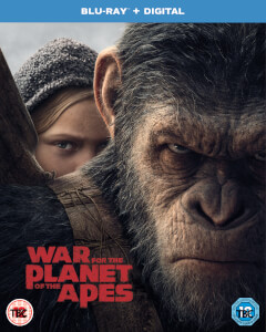 War For The Planet Of The Apes (Includes Digital Download)