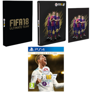 FIFA 18 - Steelbook Édition Ronaldo