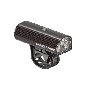 Lezyne Super Drive 1500 Front Light - Black