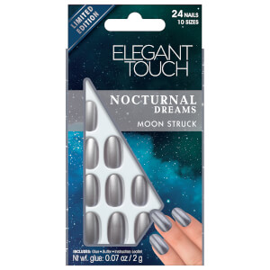 Elegant Touch Nocturnal Dreams Moon Struck Nails