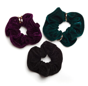 Elegant Touch House Of Holland Hair II Velvet Scrunchies Classics