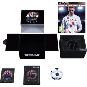 FIFA 18 Zavvi Exclusive Fan Box