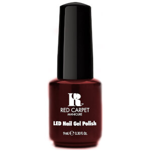Red Carpet Manicure Glam Up The Night Gel Nail Polish 9 ml