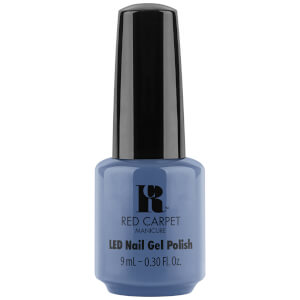 Red Carpet Manicure Love Those Baby Blues Gel Nail Polish 9ml