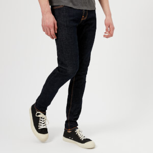 Nudie Jeans Tight Terry Jeans - Rinse Twill - Free UK Delivery over £50 01c590a96
