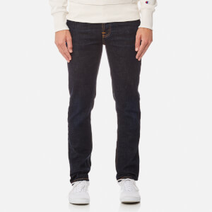 Nudie Jeans Men's Grim Tim Jeans - Indigo Layers