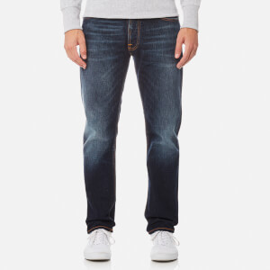 Nudie Jeans Men's Fearless Freddie Jeans - Indigo Shadow
