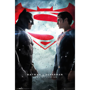 Batman Vs. Superman One Sheet - 61 x 91.5cm Maxi Poster