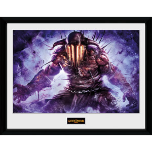 God of War Hades - 16 x 12 Inches Framed Photograph