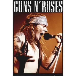 Guns N' Roses Axel - 61 x 91.5cm Maxi Poster