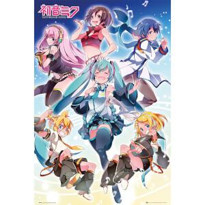 Hatsune Miku Group - 61 x 91.5cm Maxi Poster