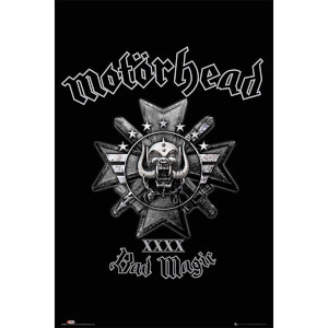 Motorhead Bad Magic - 61 x 91.5cm Maxi Poster