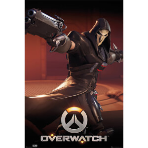 Overwatch Reaper - 61 x 91.5cm Maxi Poster
