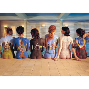 Pink Floyd Back Catalogue - 100 x 140cm Giant Poster