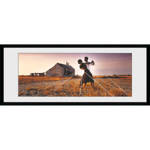Pink Floyd Dancers - 30 x 12 Inches Framed Photograph