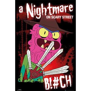 Rick and Morty Scary Terry - 61 x 91.5cm Maxi Poster