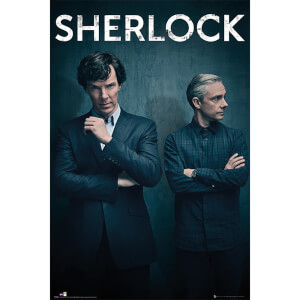 Sherlock Series 4 Iconic - 61 x 91.5cm Maxi Poster