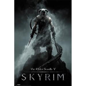 Skyrim Dragonborn - 61 x 91.5cm Maxi Poster
